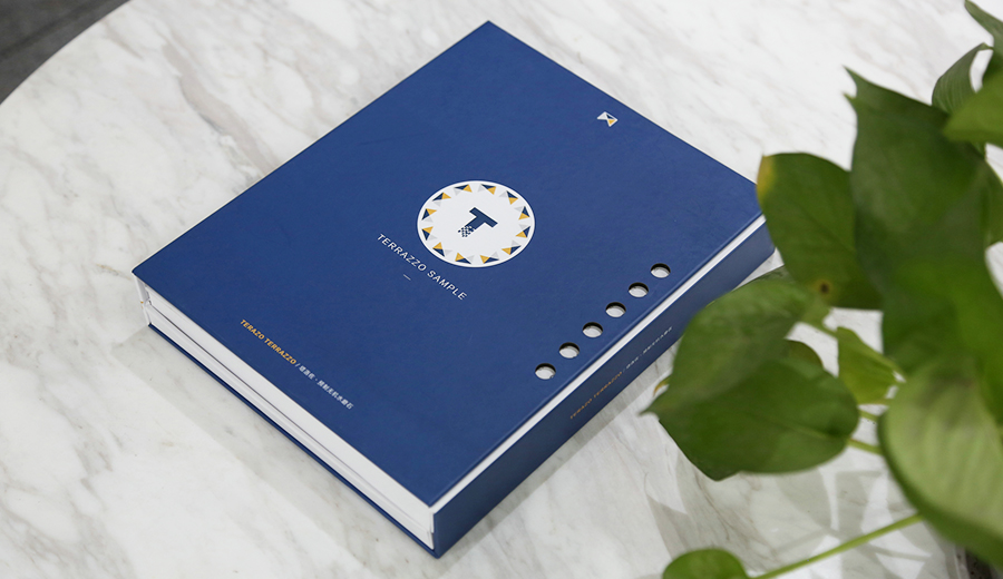 Stone Display Book, Stone Sample Box