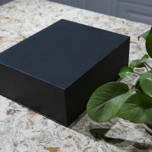 Sample case box for stone tiles
