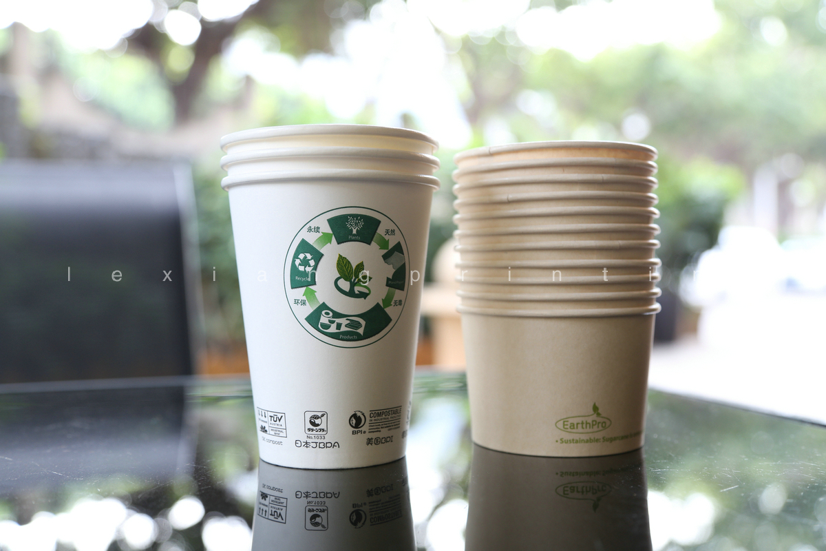 Biodegradable Paper Cup