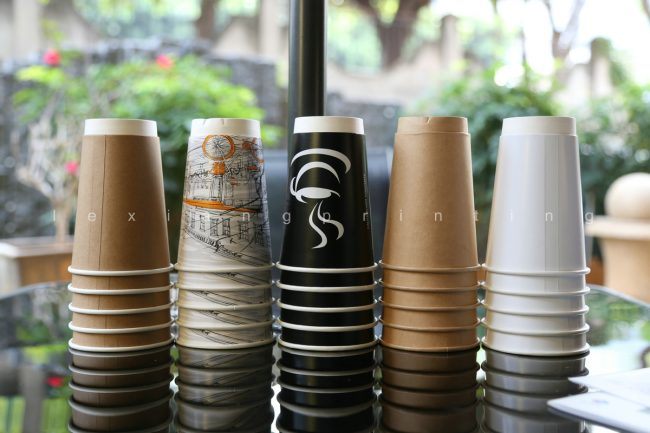 Double Wall Kraft Paper Cup